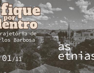 A diversidade étnica presente em Carlos Barbosa