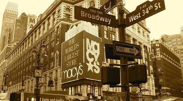 Macy\'s, La Tienda por Departamentos más Grande del Mundo. Sus ...