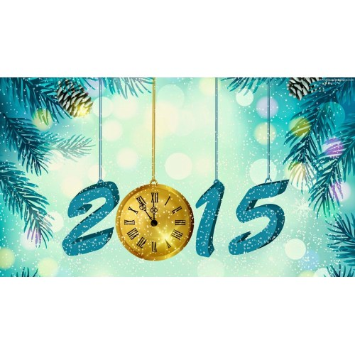 Medium Crop Of Merry New Year