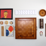 Collected Art Wall