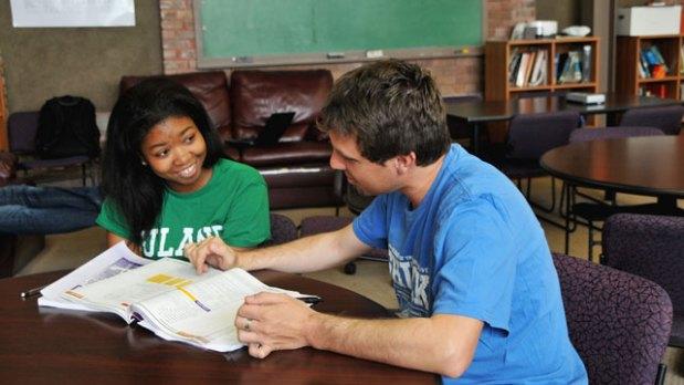 tutoring tulane pulic relations