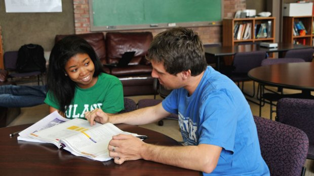 tutoring tulane pulic relations