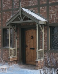 Canopies: Porch Canopies