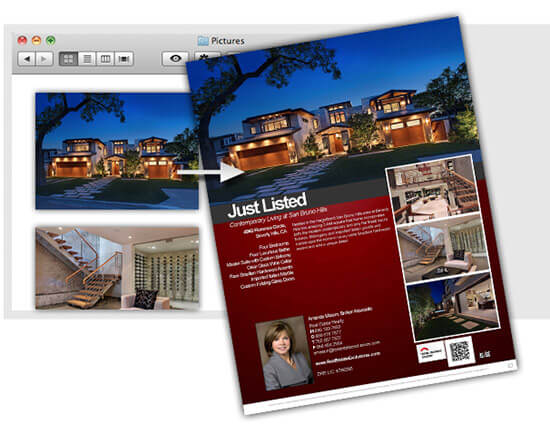 Real Estate Flyers - PDF Templates - Turnkey Flyers