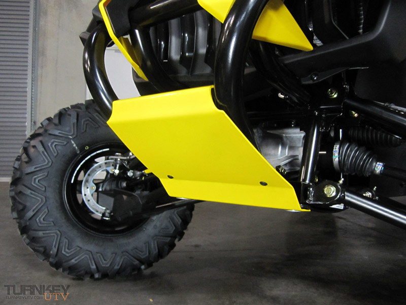 Turnkey UTV Can Am Maverick and Commander Parts and Accessories