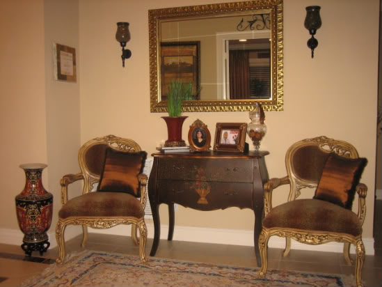 tuscan style furniture decoration