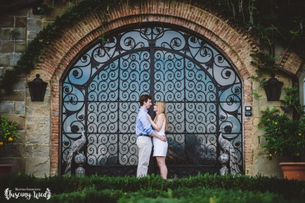 engagement in tuscany florence italy
