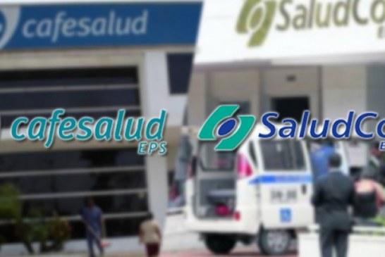 Cafesalud asumirá atención de usuarios de Saludcoop EPS