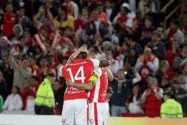 Santa Fe logra el pase a la final de la Copa Suramericana