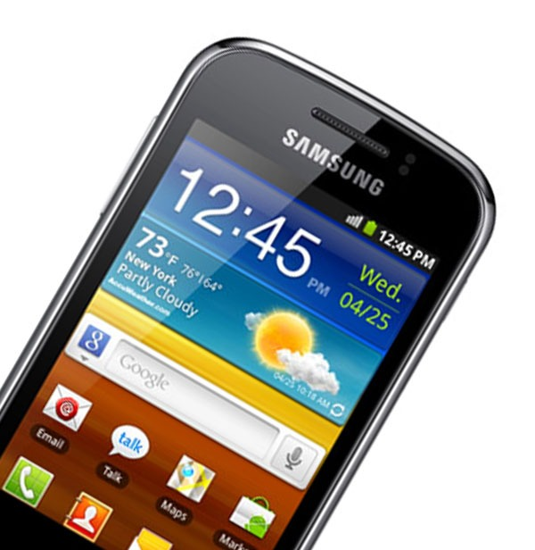 Samsung Galaxy™ Mini 2 04