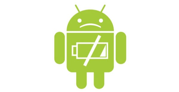 Android Bateria