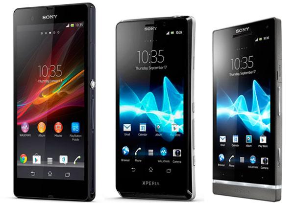 Sony Xperia™ S T Z
