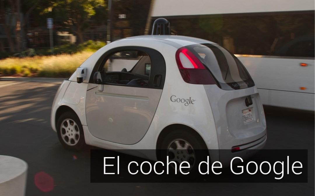 El coche de Google ya sabe usar el claxon