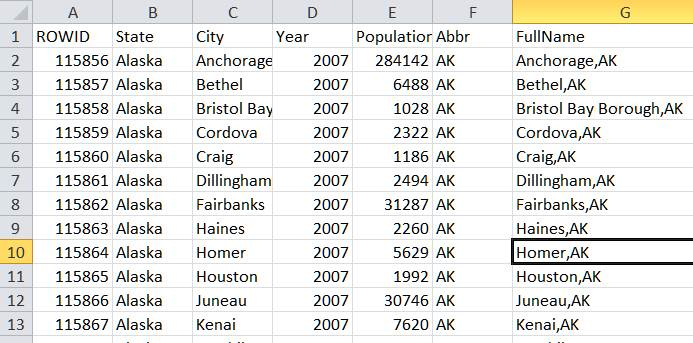 Geocoding with Excel and VBA \u2013 Daily Dose of Excel