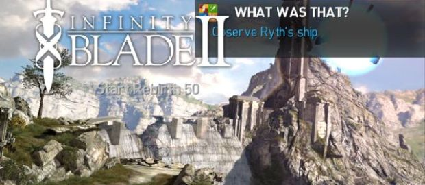 Infinity Blade 2 : Skycages [Quick Review]