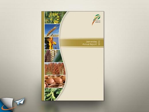 Creative Annual Report Design Inspiration - TutorialChip
