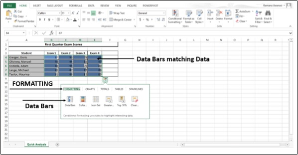 Advanced Excel Instant Data Analysis