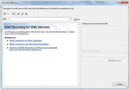 ASPNET - Web Services