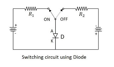 Circuit Diagram Diode Wiring Diagram