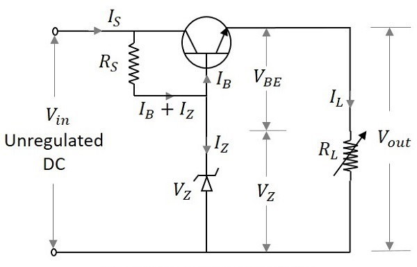 circuits in series voltage series and parallel circuit