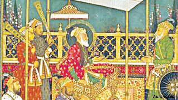 Modern Indian History Causes of Decline of Mughal Empire - mughal empire