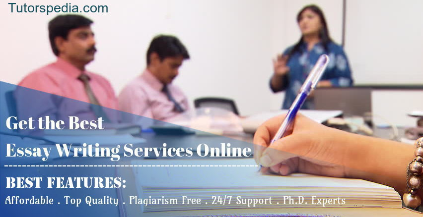 Essay Writing Services Online, Custom Essay Writing Services - UK, USA