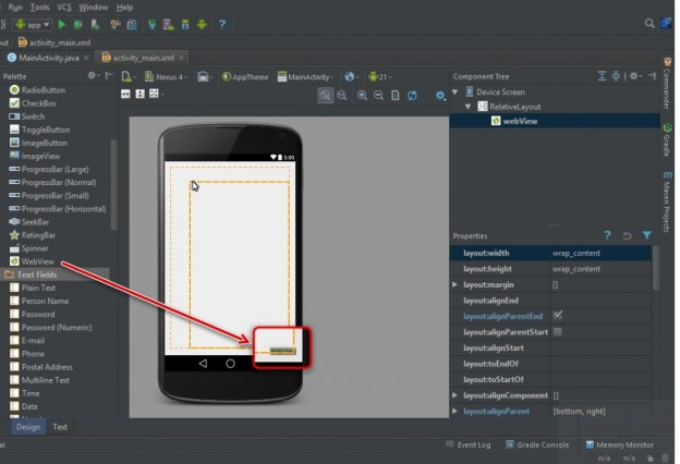 mobilehub android how to add sdk to android studio