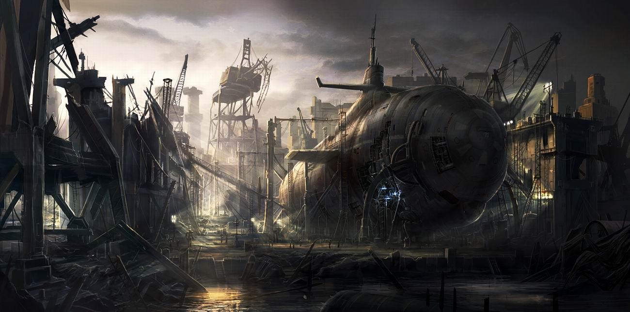 old_submarine_by_radojavor