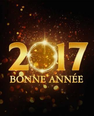Créer une carte de vœux 2017 avec Photoshop