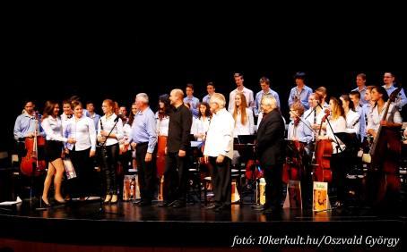 10 éves jubileumi koncert