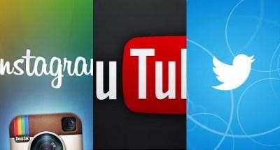 YouTube, Twitter ed Instagram per Android si aggiornano: ecco tutte le novità | TuttoAndroid
