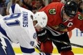 Qui NHL: la serie record dei Blackhawks si ferma a Tampa Bay