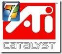ATI Catalyst for Windows 7