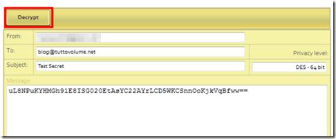 pass encript