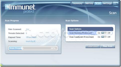 immunet protect cloud antivirus setup