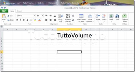 office_web_crea_foglio_excel