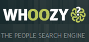 Woozy the people search engine