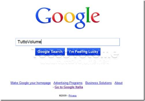Google Search Nuovo Design