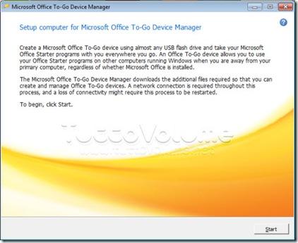 Office 2010 Starter Office To-Go