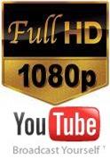 YouTube Full HD 1080p