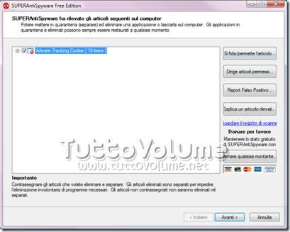 SuperAntySpyware-Portable-Scansione