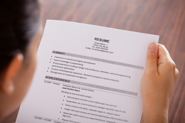 How to Write a Killer Dance Resume TutuTix