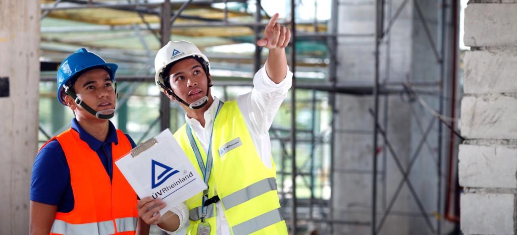Construction Management Training US TÜV Rheinland