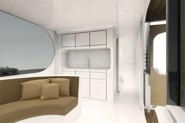 Romotow Caravan Mobile Living Design