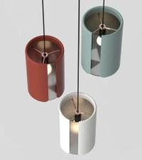 Sleeve Pendant Lamp Series by Neetica Pande - Tuvie