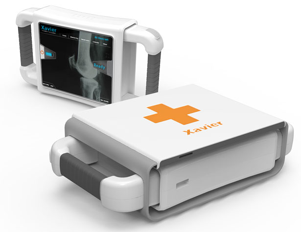 Xavier Portable X-Ray to Provide Better Medical Care for Survivors