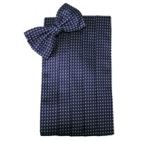 Custom Color Venetian Cummerbund and Tie