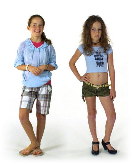 Sext up KIDS tween photo