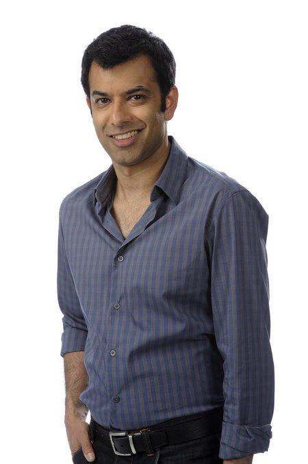 Zaib Shaikh of Little Mosque Mondays 830 pm on CBC TV HighRes