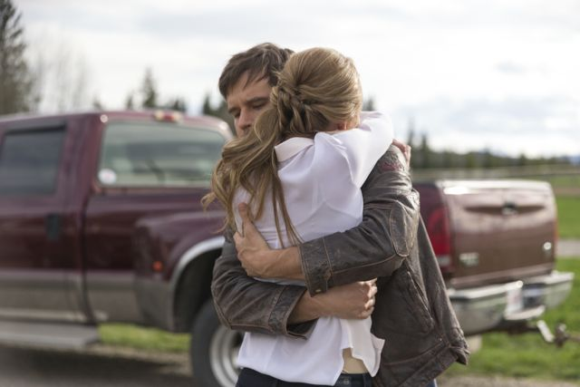 Heartland is back tonight on CBC with an uneasy reunion.